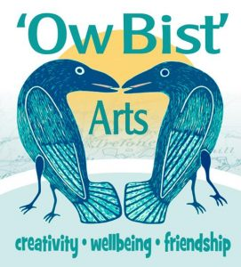 'Ow-Bist' Arts & Well-being creative classes