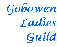 Gobowen Ladies Guild