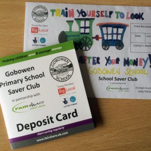 Gobowen Primary School Saver Club