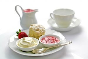 Strawberry & Cream Tea