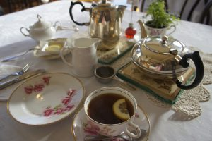 Afternoon Tea In aid of Breast Cancer and Hamer Centre in Shrewsbury