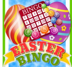 Easter Bingo in aid of Gobowen Baby & Toddlers