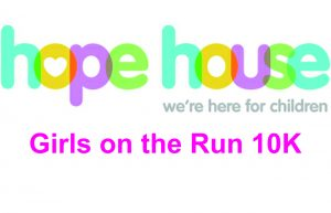 Ladies 10K Fun Run/Walk in aid of Hope House