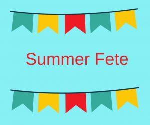 All Saints Church Summer Fete