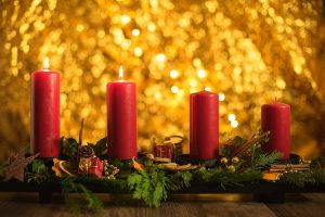 'Hands at the Nativity' with Preeshenlle URC